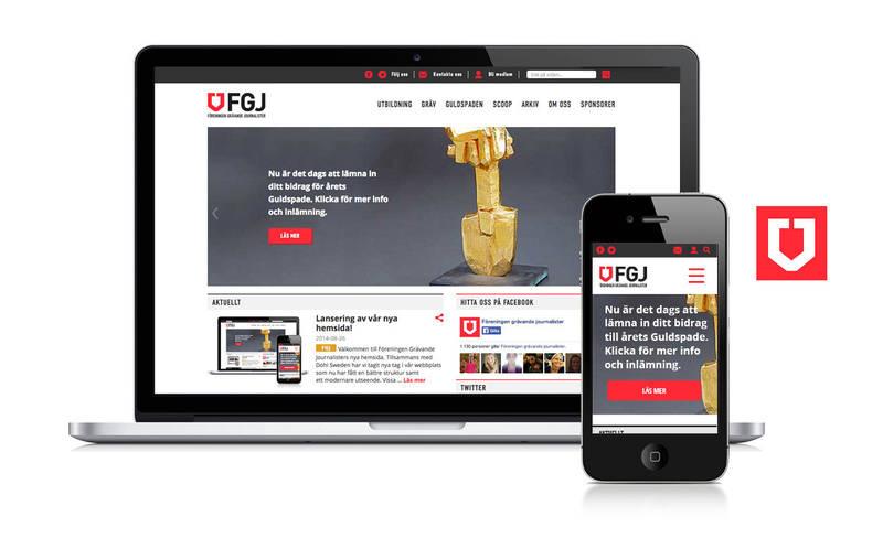 Webbplatsen utvecklades i responsiv design att fungera optimalt på alla plattformar. Nya funktionaliteter implementerades på sidan som effektiviserade och underlättade för besökaren på sidan.